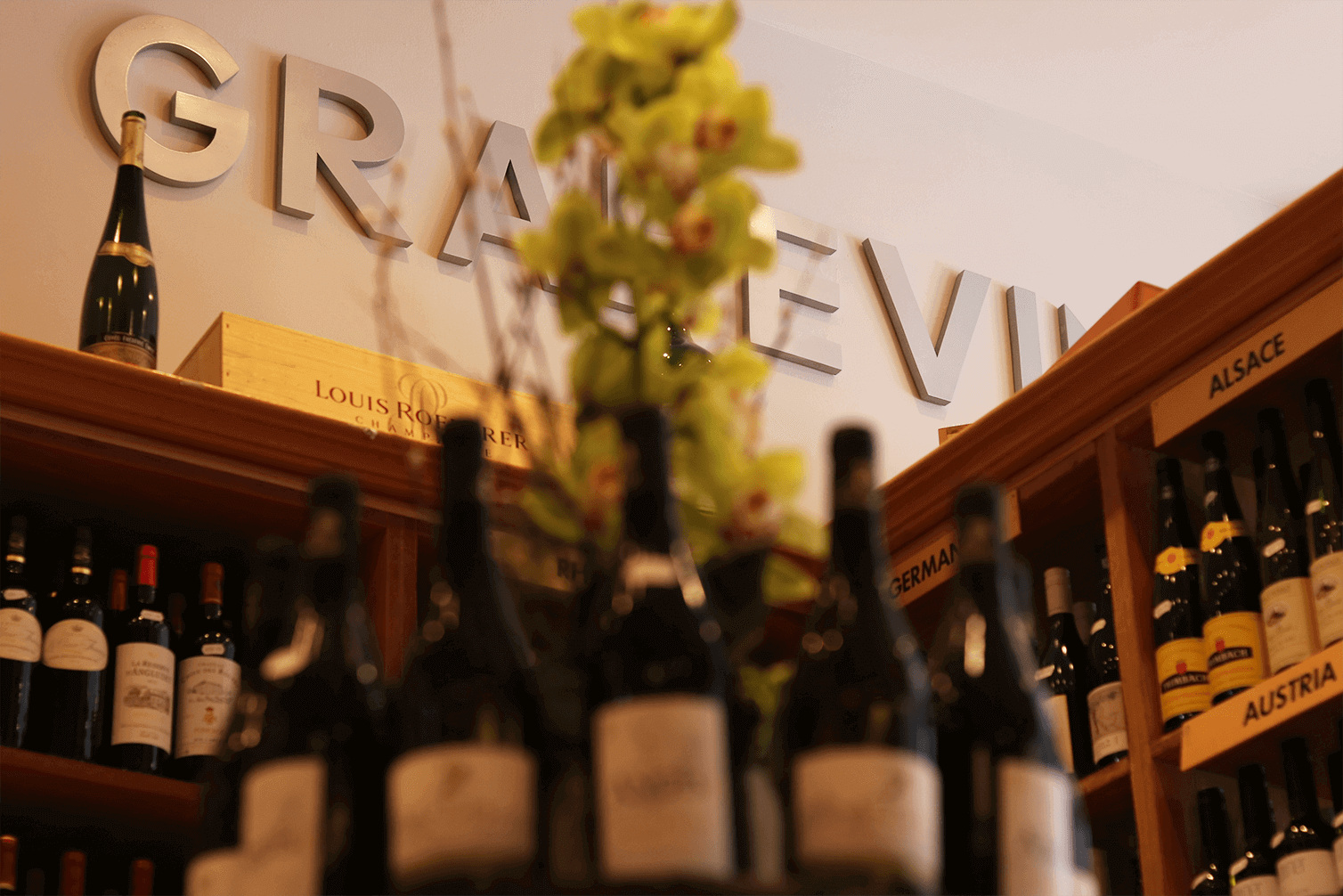 Grapevine Dalkey Wine Shop