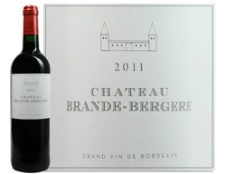 Chateau Brande Bergere Cuvee Tradition Bordeaux Superieur