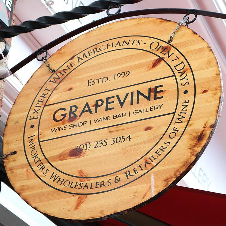 GRAPEVINE WINE APPRECIATION COURSE