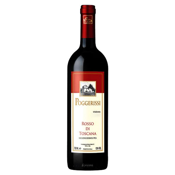 Poggerissi-Rosso