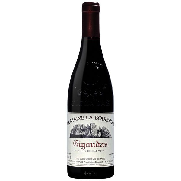 Gigondas-La-Bouissiere