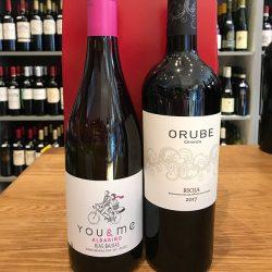 Spanish Two Bottle